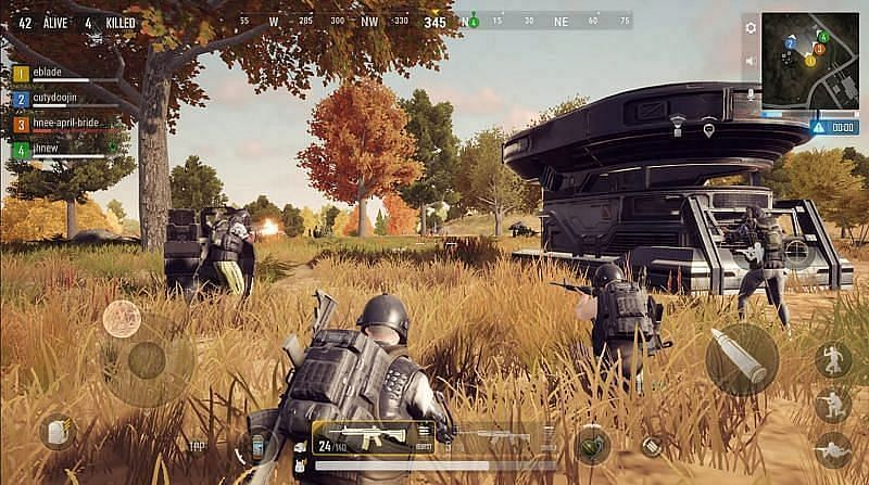 PUBG New State will have ultra-realistic graphics (Image via Google Play Store)