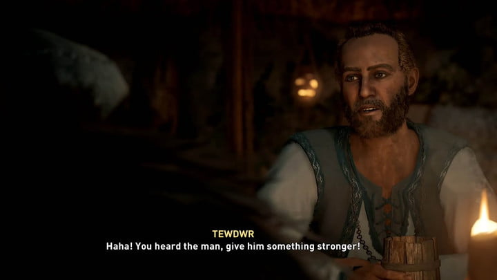 Assassin's Creed Tewdwr