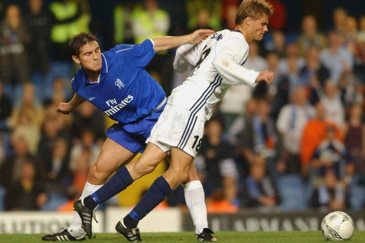 Lampard and Sanne