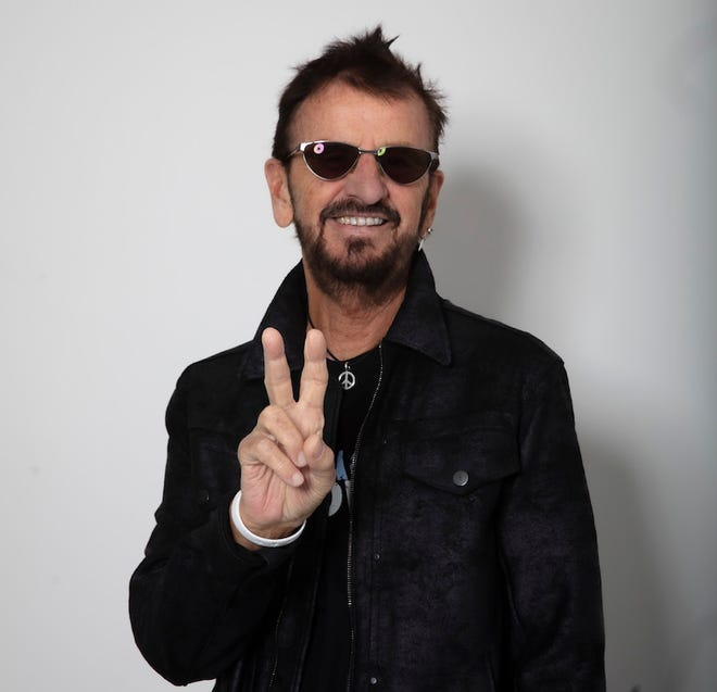 """Ringo Starr, 80, will release new EP """"Zoom In"""" on Friday."""