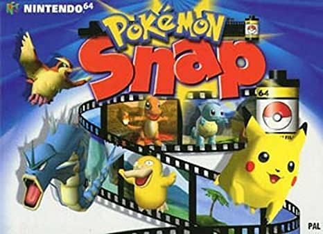 Pokemon Snap was released on the Nintendo 64 game console in 1999 (Image via The Pokemon Company)